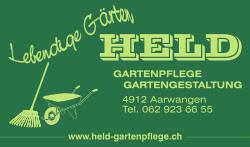 Held Gartenpflege
